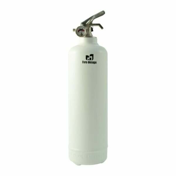 Fire Design White Palosammutin