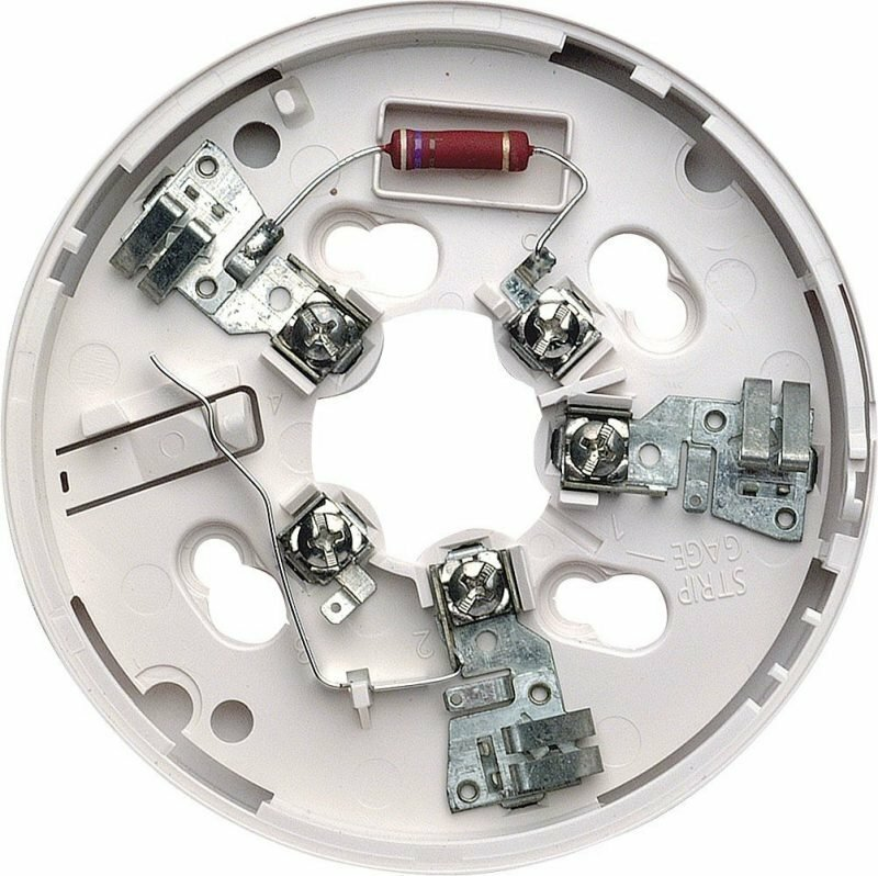 Schneider Electric B401R palovaroittimen asennuskanta