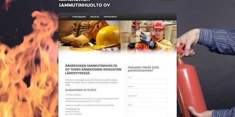 Äänekosken Sammutinhuolto Oy