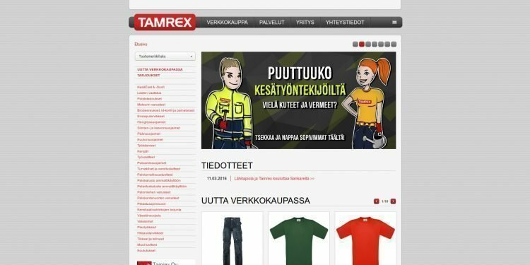 Tamrex Oy